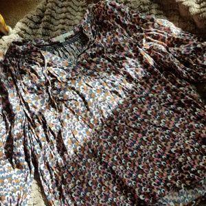 Boden multi color blouse